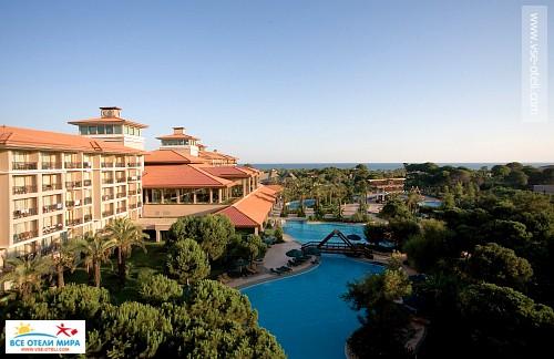 Фото #1IC Green Palace Hotel (АЙ СИ Хотелс Грин Палас)