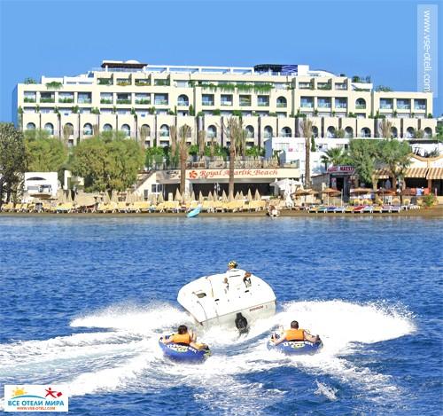 Фото #1Asarlik Beach Hotel  (Роял Азарлик Бич Хотел & СПА)