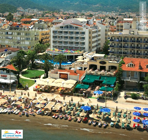 Фото #1Noa Hotels Nergis Beach Hotel  (Ноа Хотелс Нергис Бич Хотел)