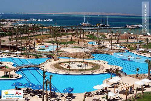 stegenberger al dau beach hotel 5 египет хургада