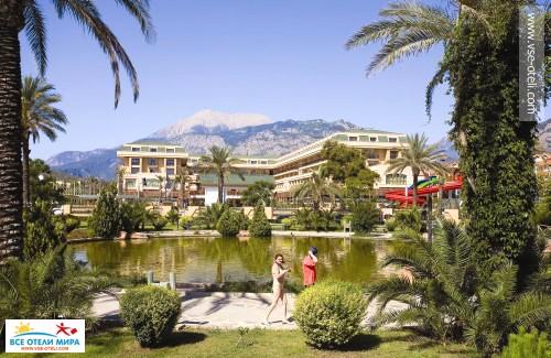 Фото #2 Crystal Hotels De Luxe Resort & Spa (Кристал Отели Де Люкс Резорт и СПА)