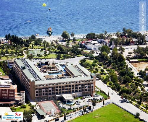 Фото #1Crystal Hotels De Luxe Resort & Spa (Кристал Отели Де Люкс Резорт и СПА)