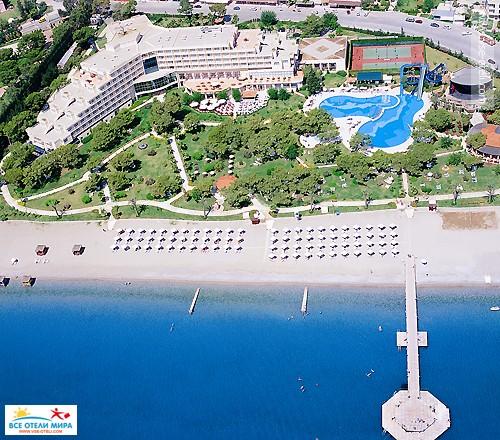 Фото #1Rixos Hotel Beldibi