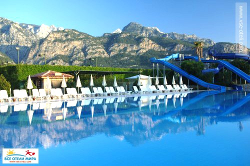 #2 Rixos Hotel Beldibi