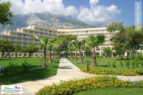 #3 Rixos Hotel Beldibi