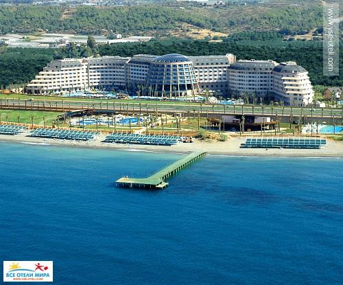 Фото #1Long Beach Resort Hotel & SPA (Лонг Бич Резорт Хотел & Спа)