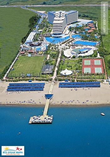 Фото #1Titanic Beach & Resort Hotel (Титаник Бич & Резорт Хотел)