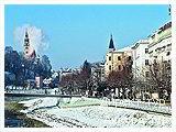 День 2 - Зальцбург - Тренто
