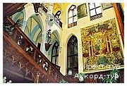 День 6 - Глубока над Влтавой - Чешский Крумлов