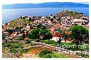 День 5 - Афины - Гидра - Порос - Эгина - мыс Сунион - озеро Вулиагмени
