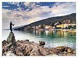 День 4 - Отдых на Адриатическом море Хорватии... - Опатия