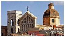 День 7 - Кальяри - Санта-Тереза-Галлура - остров Сардиния