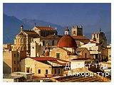 День 5 - Монреале - остров Сицилия - Палермо - Чефалу - отдых на побережье Ионического моря