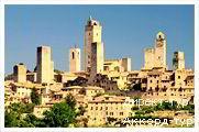 День 5 - Вольтерра - Дегустация сыров в Италии - Сиена
