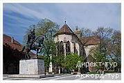 День 3 - 5 - Алба-Юлия - Бран - Брашов - Пояна Брашов - Синая - Сигишоара - Фэгэраш - Замок Пелеш