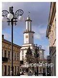 День 1 - Ивано-Франковск - Львов - Яремче