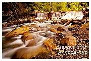 День 3 - Яремче - Ясиня - Драгобрат - Яблунецкий перевал - дегустация Карпатских настоек