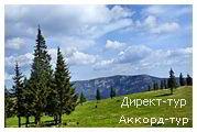 День 3 - горный массив Горганы - Яблунецкий перевал - гора Маковица