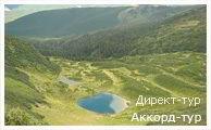 День 2 - Свидовец - Яблунецкий перевал - гора Близниця