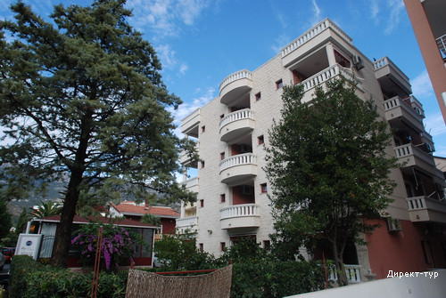 Будва апартаменты franeta
